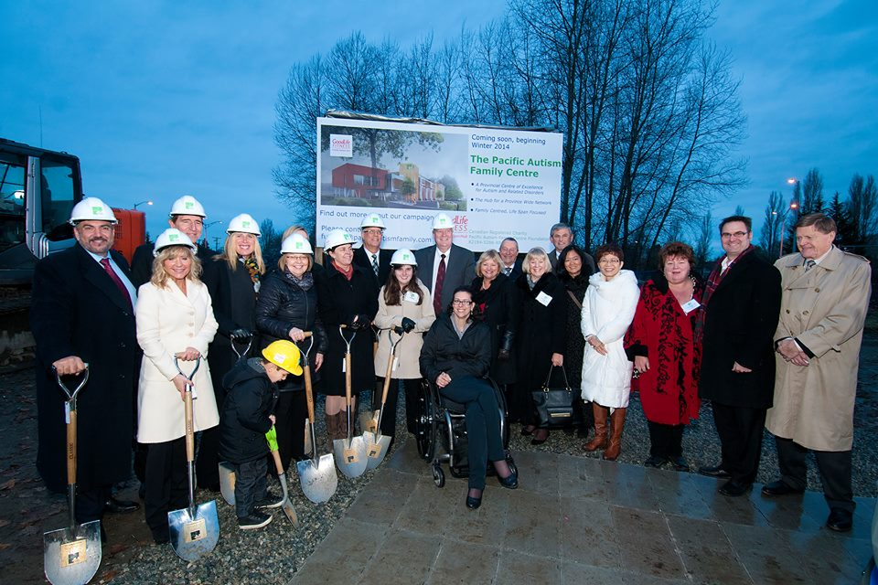 33 Million-Dollar Provincial Autism Family Foundation Centre Breaks Ground