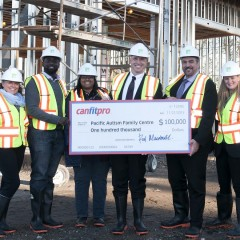 canfitpro: $100,000 to PAFCF