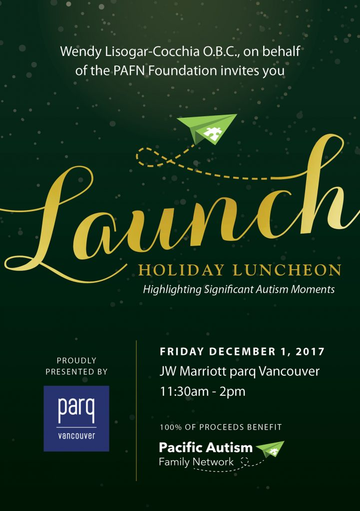 Launch Lunch Invite